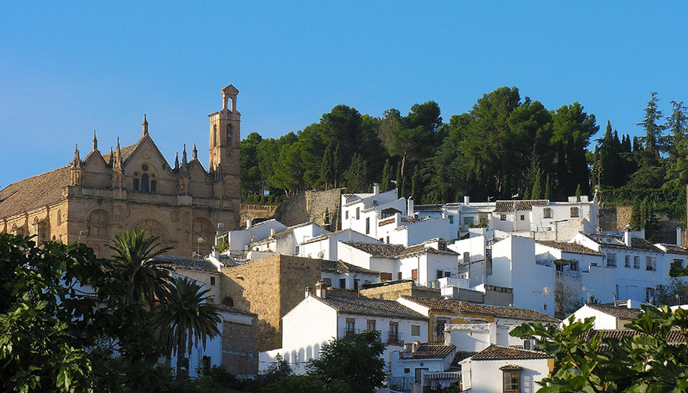 There are more places of worship per head of population than anywhere else in Spain.