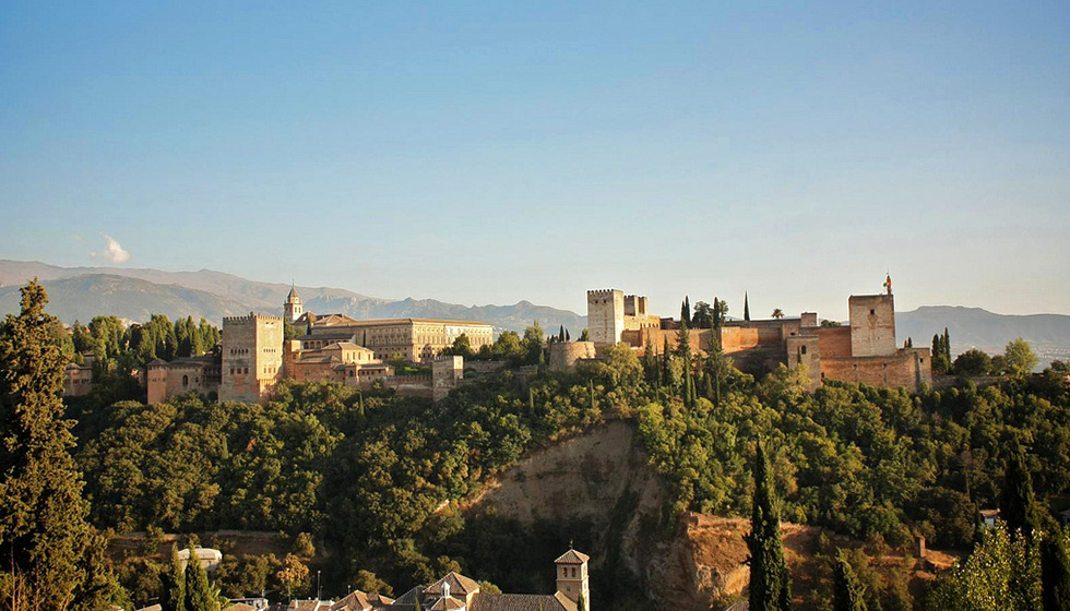 The Palaces of La Alhambra and Carlos V