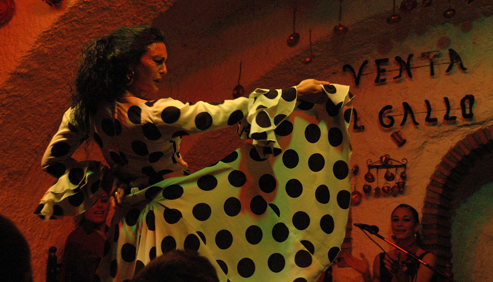Flamenco in Sacramonte