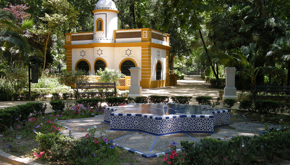 The Parque de María Luisa is a peaceful place to escape for a while from city life