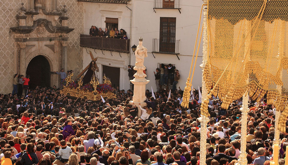 Holy week celebrations in Priego have been declared an attraction of national interest