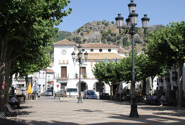 Grazalema Spain  city pictures gallery : Rustic Blue Holiday Guide to Andalucia, Spain | Grazalema