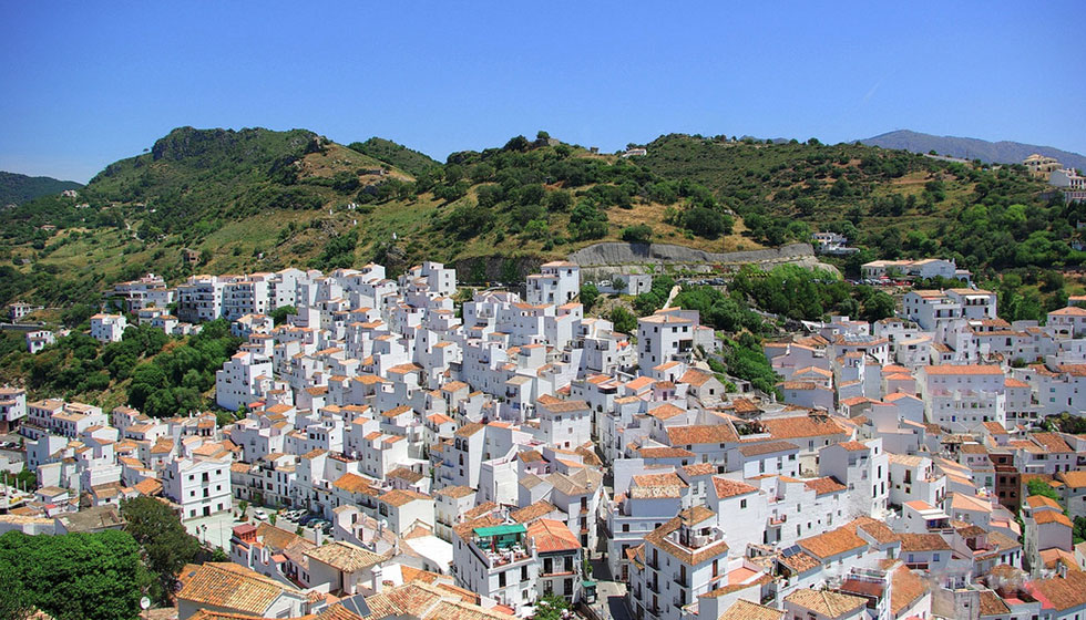 The sugar cube houses of Casares