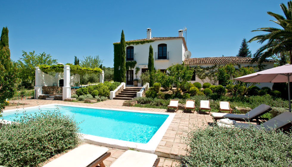 Holiday Villa With Vineyard And Bodega Near Ronda In