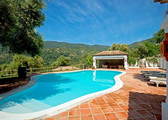 Attractive The Pool Terrace With A Magnificent Pool (14m X 7m, 1   3m Deep), Is A  Fantastic Area For Summer Time Relaxation And Play. From The Swimming Pool  Are Great ...