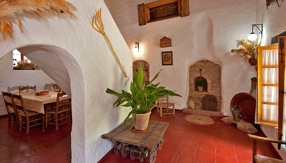 Rustic Farmhouse For Holiday Rent Grazalema Andalucia