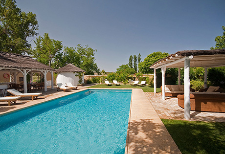 Luxury Farmhouse For Holiday Rental Ronda Andalucia Spain