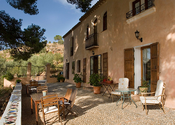 Country house holiday rental property andalucia spain for Spanish country houses