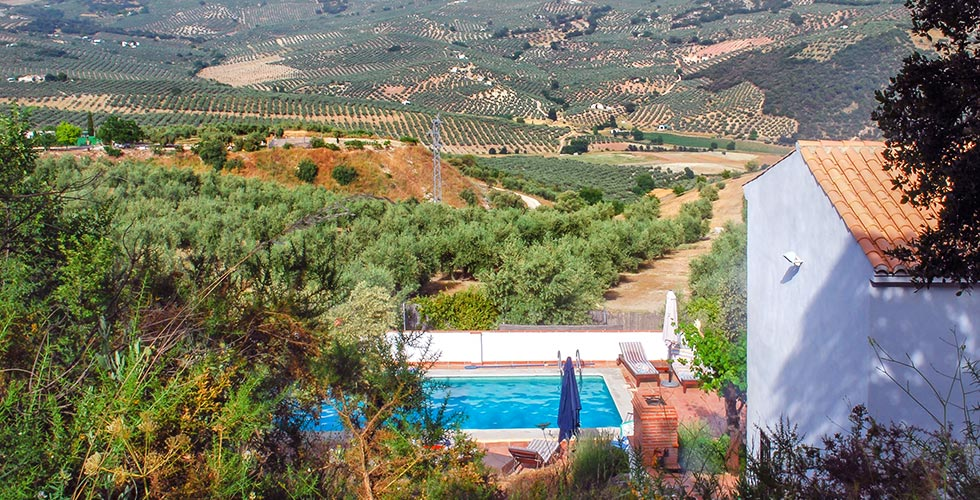 Top Quality Modern Holiday Home in the Countryside of Andalucia
